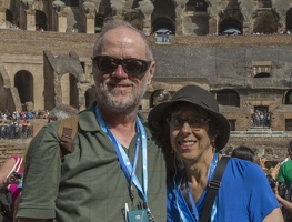 407-5941 IT - Roma - Colloseum - Richard, Lynne