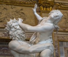 407-6371 IT - Roma - Galleria Borghese - Bernini - Rape of Persephone