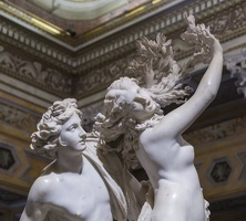 407-6516 IT - Roma - Galleria Borghese - Bernini - Apollo and Daphne 1625