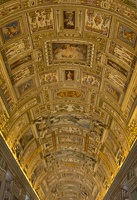 407-6960 IT - Roma - Vatican Museum - Ceiling