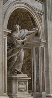 407-7053 IT - Roma - Vatican - St Peter's Basilica - St Veronica