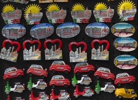 408-1302 IT - Siena - Souvenir Magnets