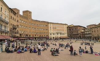 408-1966 IT - Siena - Piazza del Campo