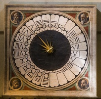 408-2871 IT - Firenze - Duomo - clock face