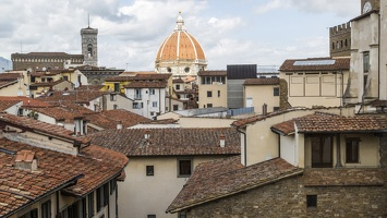408-3123 IT - Firenze - View from the Uffizi Gallery