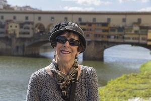 408-3436 IT - Firenze - Lynne by Ponte Vecchio