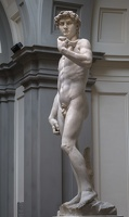 408-2542 IT - Firenze - Galleria dell'Accademia - Michelangelo - David 1501-04