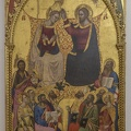 408-2599 IT - Firenze - Galleria dell'Accademia - di Cione, di Tommoso, di Lapo - Coronation of the Virgin 1372-73