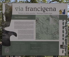 408-4415 IT - San Gimignano - Via Francigena