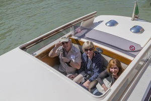 408-5248 IT - Venezia - Water Taxi - Tom Gail Cindy