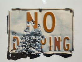 409-2804 VMA - Walker Evans, No Dumping