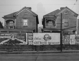 409-2810 VMA - Walker Evans, Houses and Billboards in Atlanta, 1936