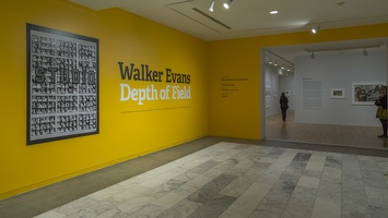 409-2859 VMA - Walker Evans - Depth of Field
