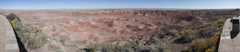 317-2744--2760 Painted Desert Panorama Tiponi Point