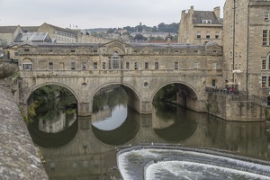 404-1193 Bath - Avon Pulteney Bridge