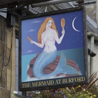 404-2096 Cotswolds - The Mermaid at Burford