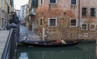 408-5892 IT - Venezia - Gheto - Gondola