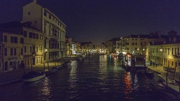 408-6010 IT - Venezia - Canale di Cannaregio at Night