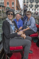 408-6764 IT - Venezia - Gondola Ride - Lynne Byron Ann Dave Gloria